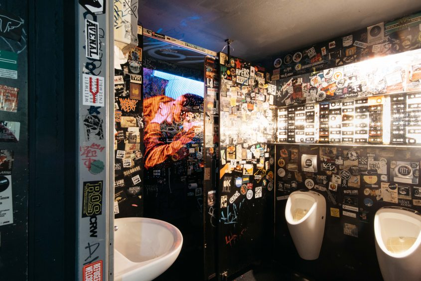 Toiletten schmusen - PMK
