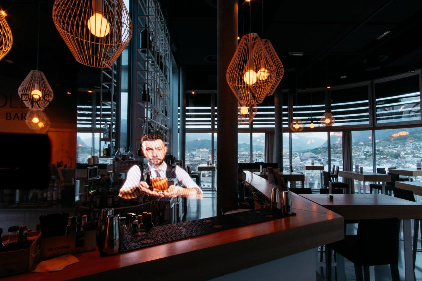 'Ihr Drink' - Rooftop Bar Adlers